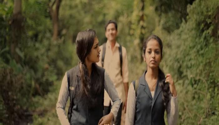 മധുര പ്രണയം തീര്ത്ത് 'കാന്താരി കാമുകി' യൂടുബില്  തരംഗം ..!