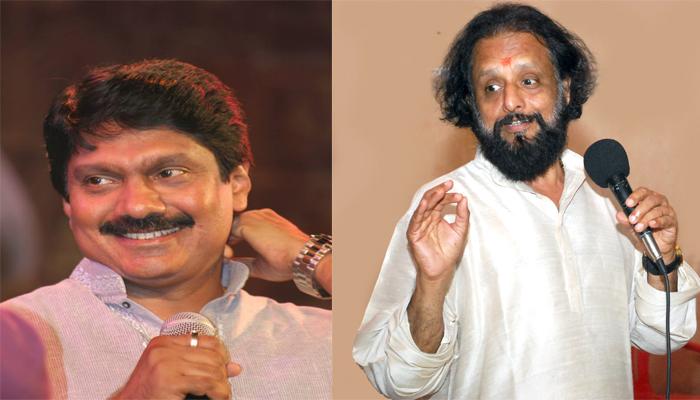 ശ്രീശങ്കര പുരസ്കാരം: ഗായകന് ജി വേണുഗോപാലിനും ഗാനരചയിതാവ് കൈതപ്രം ദാമോദരന് നമ്പൂതിരിക്കും