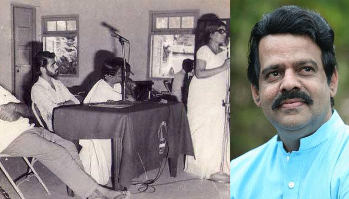 എന്നെ രാഷ്ട്രീയത്തിലേക്കു ആദ്യമായി സ്വാഗതം ചെയ്തത് ഗൗരിയമ്മയാണ്; കുറിപ്പ് പങ്കുവച്ച് നടൻ ബാലചന്ദ്ര മേനോൻ