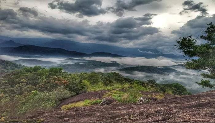 ചിറ്റിപാറ എന്ന അനന്തപുരിയുടെ മീശപ്പുലിമല '
