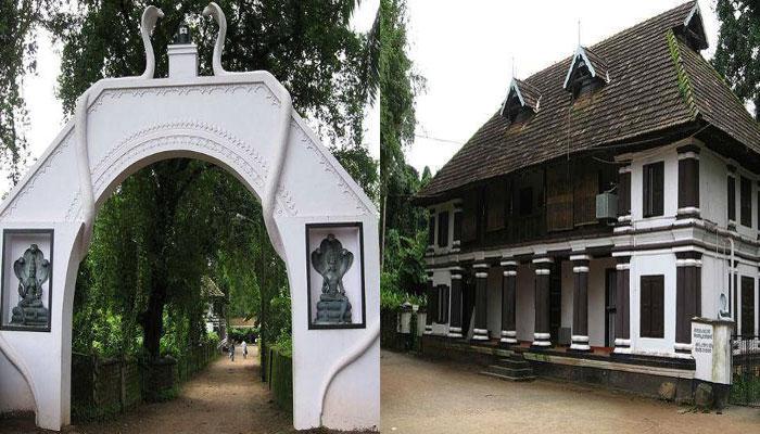 പാമ്പുമേക്കാട്ട് മന