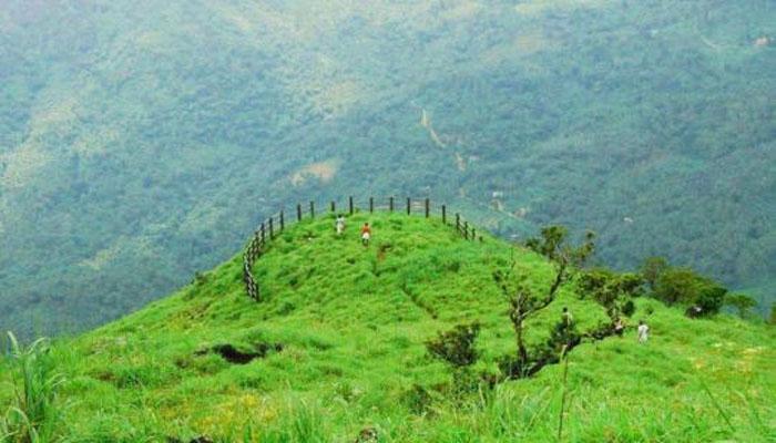 നയന വിസ്മയം തീർത്ത് പൈതൽ മല